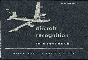 The aircraft identification manual.