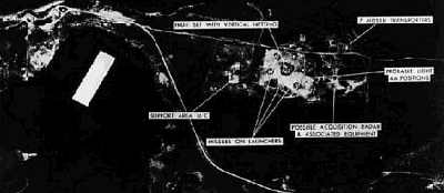 Cuban missile base - 1962.