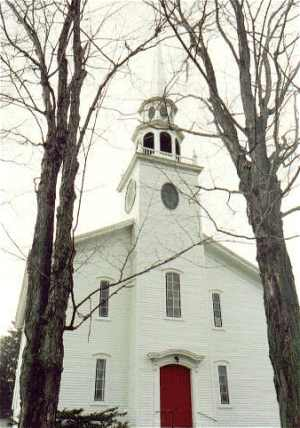 The Baptist Church.
