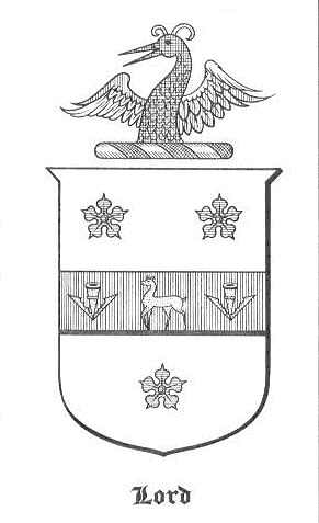 The Lord Arms according to E.E. Salisbury, 1892.
