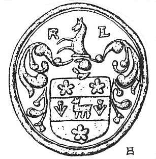 The seal, recreated from the evidence.